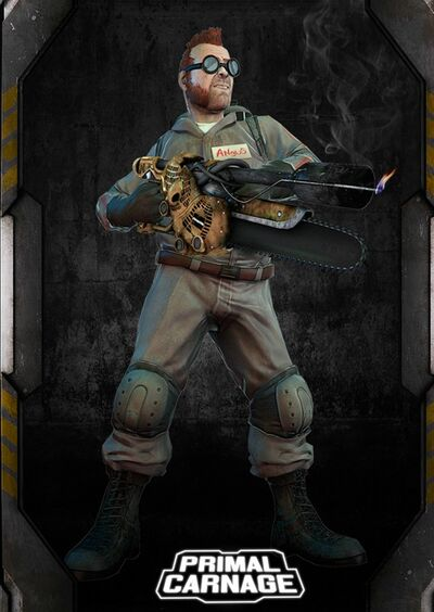 Dinobuster Pyro