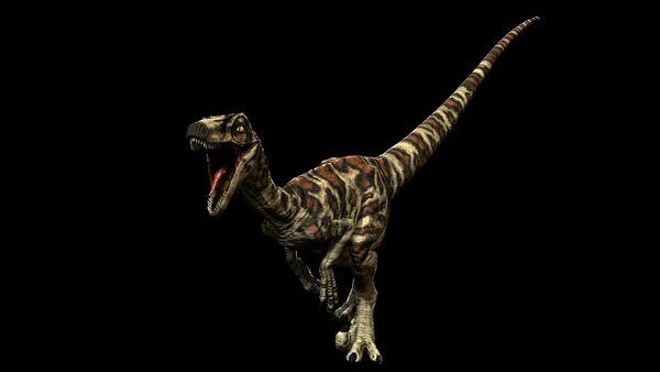 Snakeskin Novaraptor