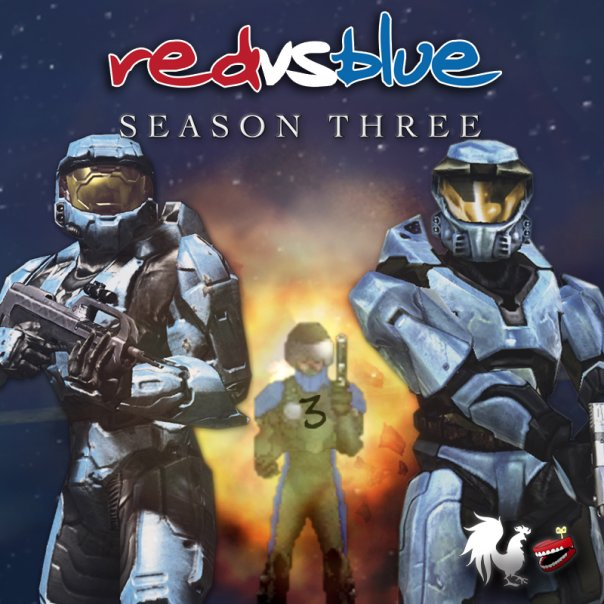 Red vs. Blue Season Three. Season 3