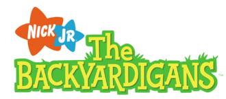 The Backyardigans logo