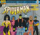 The Amazing Spider-Man: Friends and Enemies Issue 2