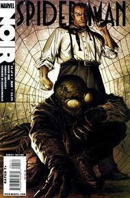 Spider-Man Noir Issue 4