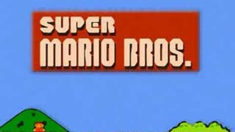 Super Mario bros theme song