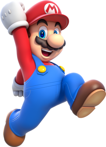File:Mario Artwork - Super Mario 3D World.png