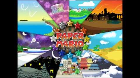 Paper Mario Wii U Fanmade Music The Whirled West Canyon