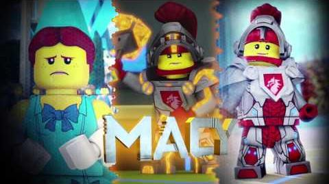 LEGO® NEXO KNIGHTS™ - Macy - Not your Typical Princess
