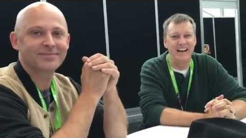 TTV BrickFeed - NEXO KNIGHTS Comic Con Interview
