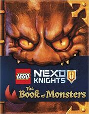 Book of Monsters book