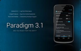 Paradigm 31