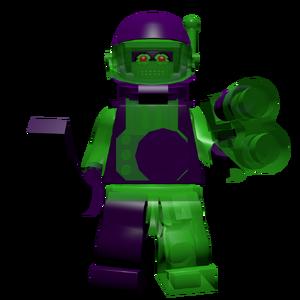 Maelstrom Cyber Commando