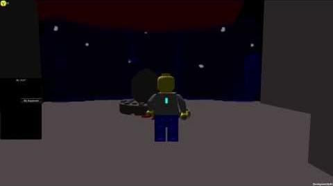 LEGO Galaxy Pre-Alpha Demo 1