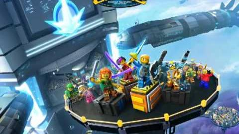 Lego Universe Theme