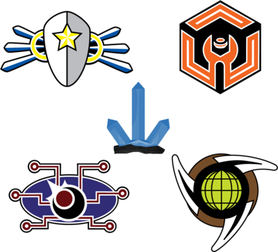 Faction Logos
