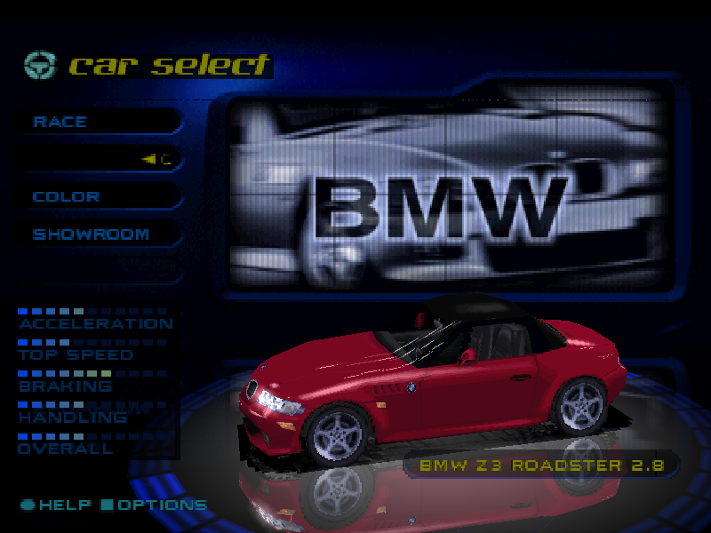 Bmw Z3 Need For Speed Wiki Fandom Powered By Wikia