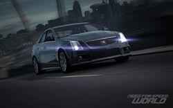 CarRelease Cadillac CTS-V Blue