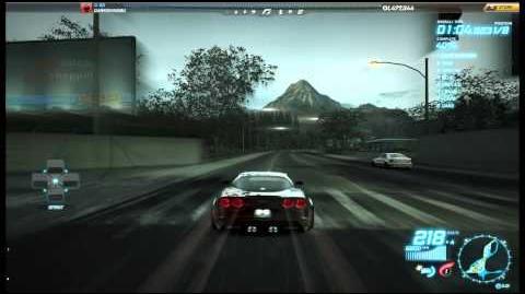 "NFS World - Sprint ""Lion's Challenge"" - Single Player - 57"
