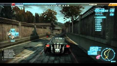 "NFS World - Circuit ""Rosewood Park Loop"" - Single Player - 19"