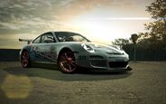 CarRelease Porsche 911 GT3 RS (997 MK2) Seacrest County Police 2