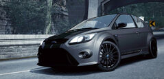 CarRelease Ford Focus RS Achievement Edition