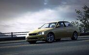 CarRelease Lexus IS 300 Yellow 2