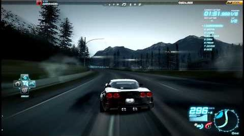 """NFS World - Circuit """"Country Club"""" - Single Player - 78"""