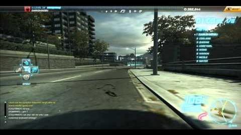 "NFS World - Sprint ""Chancellor & Campus"" - Single Player - 20"