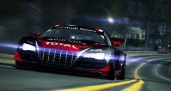 CarRelease Audi R8 LMS Ultra W-Racing Team