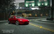 CarRelease Mazda RX-8 (2006) Red 2