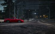 CarRelease Porsche 911 GT2 (997) Red 4
