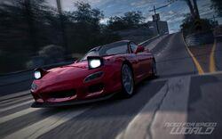 CarRelease Mazda RX-7 RZ Red