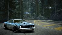 CarRelease Ford Mustang Boss 302 (1969) B-Spec