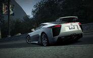 CarRelease Lexus LFA White 4
