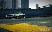 CarRelease Plymouth Hemi Cuda Green 2