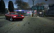 CarRelease Dodge Challenger Concept Orange 3