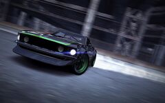 Ford Mustang RTR-X