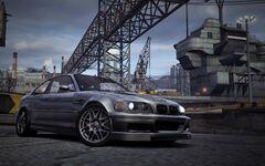 BMW M3 GTR E46 (Street)