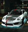 AMSection Porsche 911 Carrera S Snowflake