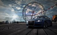 CarRelease Audi RS 4 Blue 2