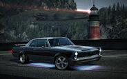 CarRelease Pontiac GTO '65 Blue Juggernaut 4