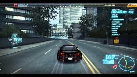 "NFS World - Sprint ""Lincoln Boulevard"" - Single Player - 23"