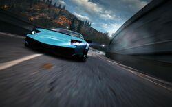 CarRelease Lamborghini Murciélago LP 670-4 Super Veloce Blue