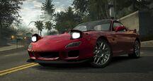 CarRelease Mazda RX-7 RZ Red 2