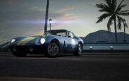 CarRelease Shelby Cobra Daytona Coupe Blue 4