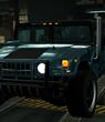 AMSection Hummer H1 Alpha Blue Juggernaut