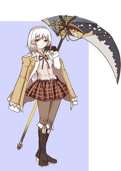 Nyukiko body