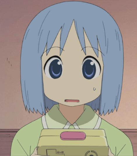 Mio Naganohara | Nichijou Wiki | FANDOM powered by Wikia