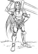 Soul Calibur VI Siegfried