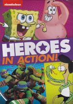 Heroes in Action DVD