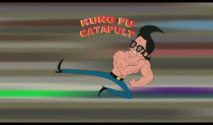 Kung Fu Catapult starting Remington Tufflips