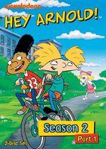 HeyArnold Season2Part1 DVD